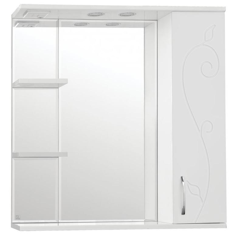 Зеркало-шкаф Style Line Панда 80/С ЛС-00000080 фото
