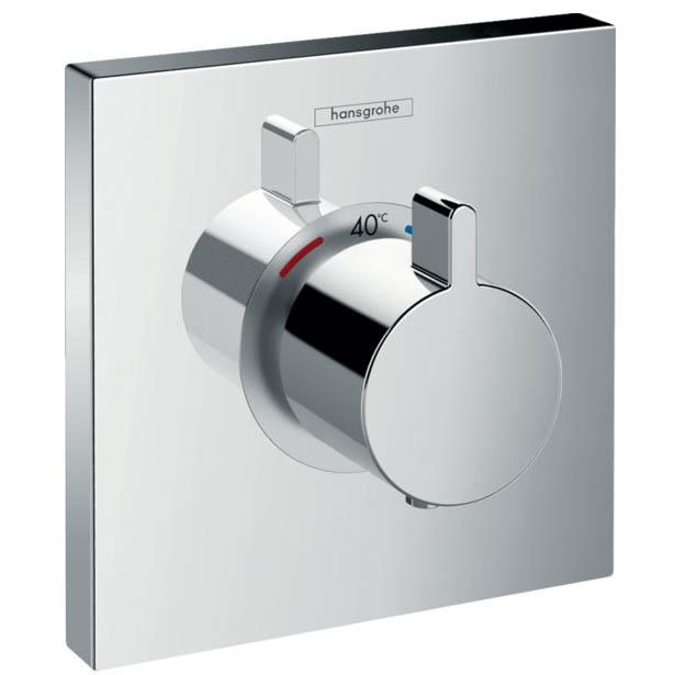 Смеситель для душа Hansgrohe Select 15760000 с термостатом фото
