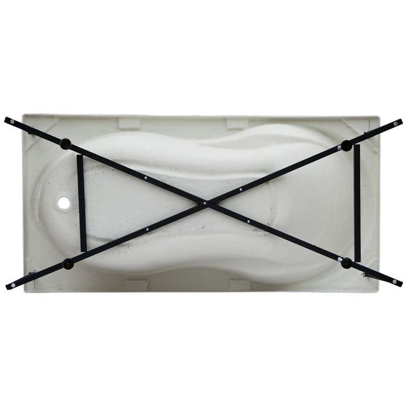 Каркас сварной для акриловой ванны Aquanet Corsica 170x75см 174302 фото