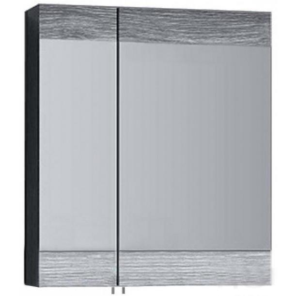 Зеркало-шкаф Aqwella Бриг 70 см Br.04.07/Gray фото