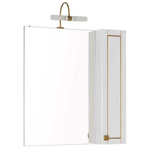 Зеркало-шкаф Aquanet Честер 75см 186090 фото