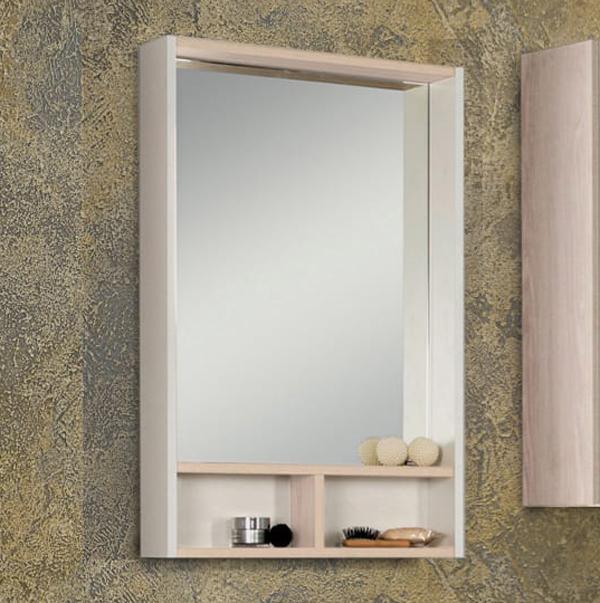 Шкаф-зеркало Акватон Йорк 55 1A173202YOAV0 фото