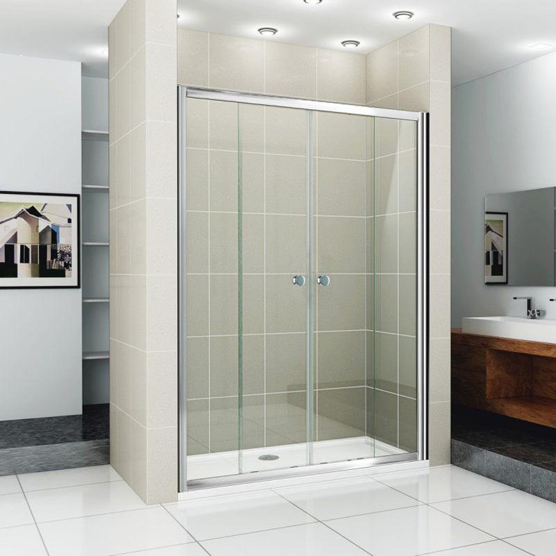 Дверь для душевого уголка Cezares Pratico-BF-2-200-P-Cr фото