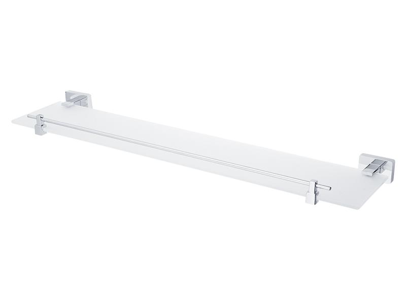 Полка стеклянная 60 см. Veragio RAMBA VR.RMB-4911.CR, хром фото