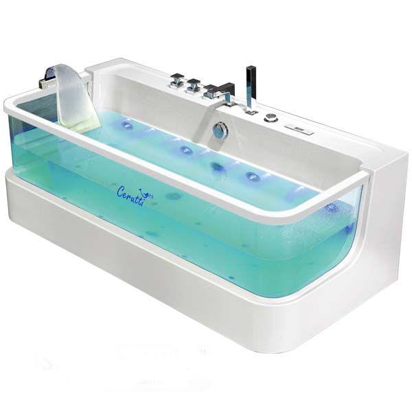 Ванна акриловая Cerutti Spa C-451 фото