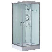 Душевая кабина BelBagno Uno-CAB-A-2-90-C-Cr-TOP